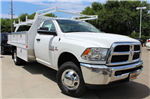 2018 Ram 3500 Regular Cab DRW 4x2,  Harbor Contractor Body #R02199 - photo 1