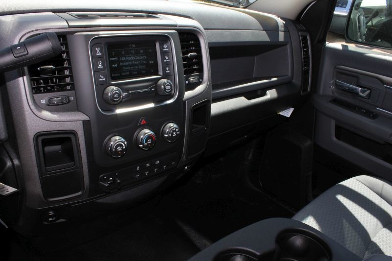2018 Ram 5500 Regular Cab DRW 4x2,  Knapheide Contractor Body #R02253 - photo 12