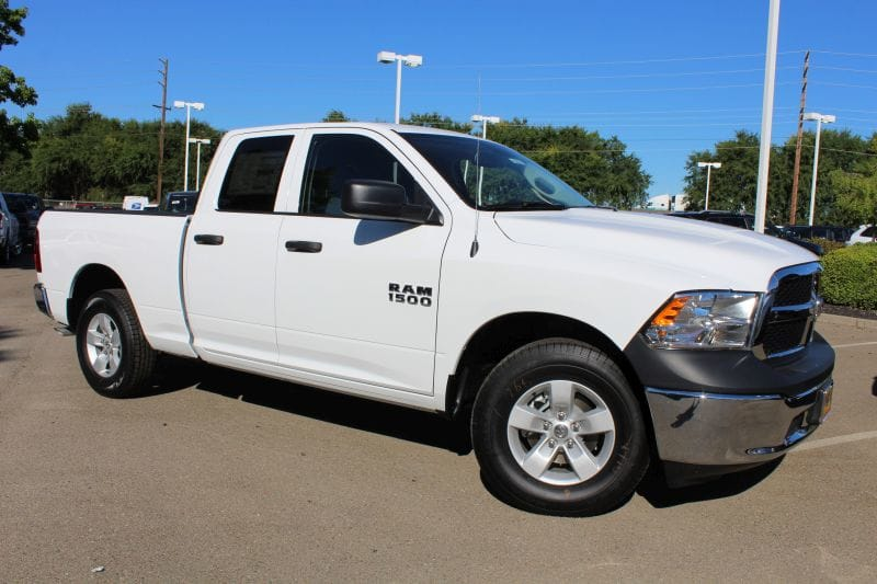 2018 Ram 1500 Quad Cab 4x2,  Pickup #R02331 - photo 3
