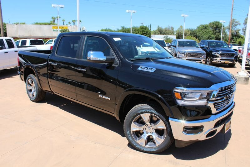 2019 Ram 1500 Crew Cab 4x4,  Pickup #R02456 - photo 3