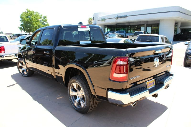 2019 Ram 1500 Crew Cab 4x4,  Pickup #R02456 - photo 2