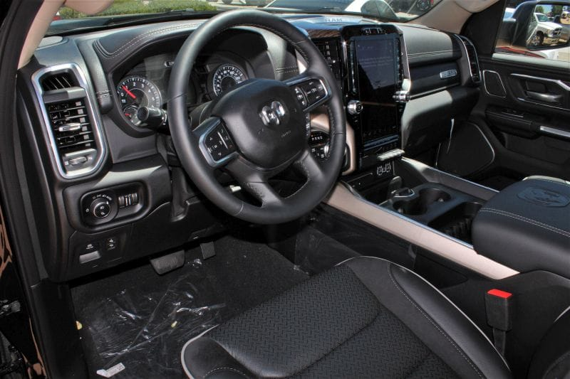 2019 Ram 1500 Crew Cab 4x4,  Pickup #R02456 - photo 6