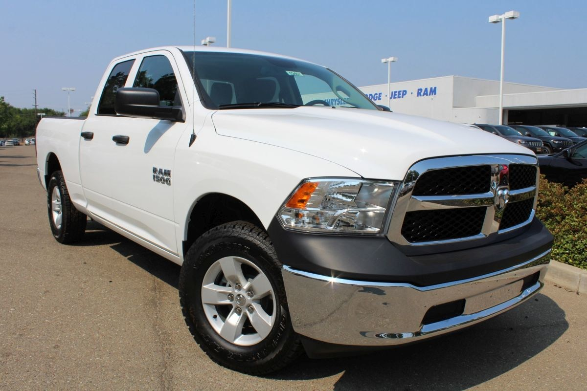 2018 Ram 1500 Quad Cab 4x4,  Pickup #R02467 - photo 1