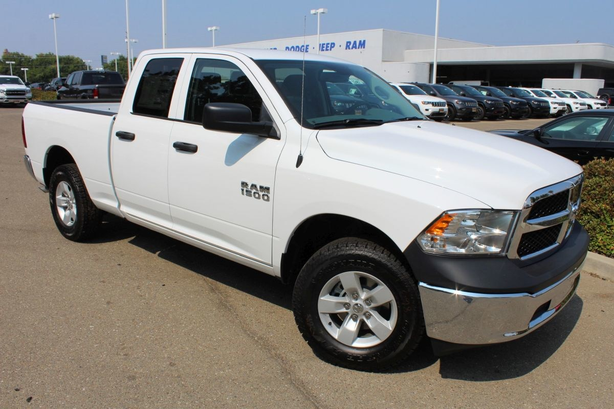 2018 Ram 1500 Quad Cab 4x4,  Pickup #R02467 - photo 3