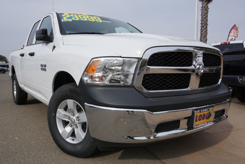 2018 Ram 1500 Quad Cab 4x2,  Pickup #R02468 - photo 3
