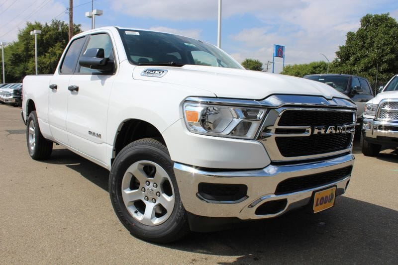 2019 Ram 1500 Quad Cab 4x2,  Pickup #R02500 - photo 1
