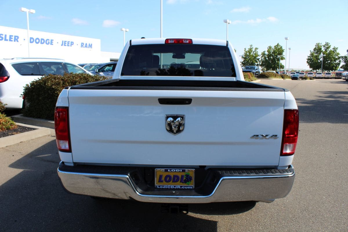 2018 Ram 1500 Crew Cab 4x4,  Pickup #R02553 - photo 4