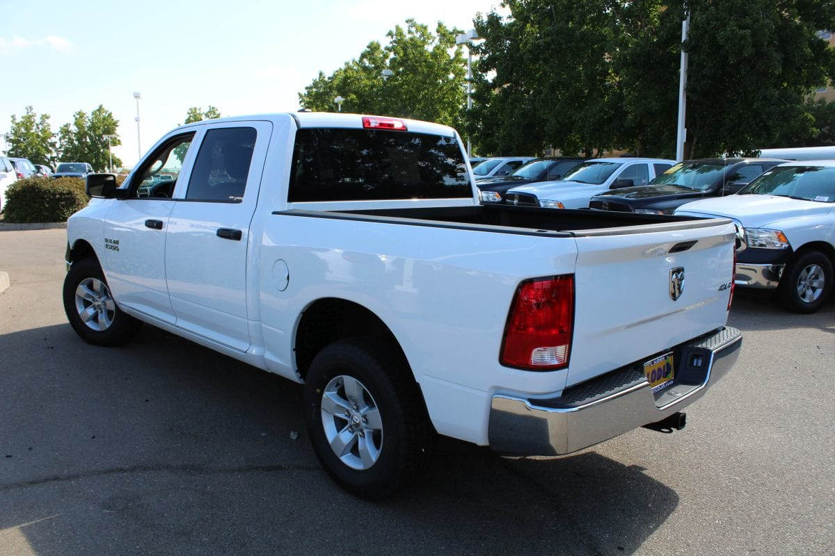 2018 Ram 1500 Crew Cab 4x4,  Pickup #R02553 - photo 2