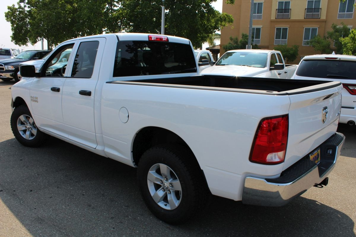 2018 Ram 1500 Quad Cab 4x4,  Pickup #R02561 - photo 2