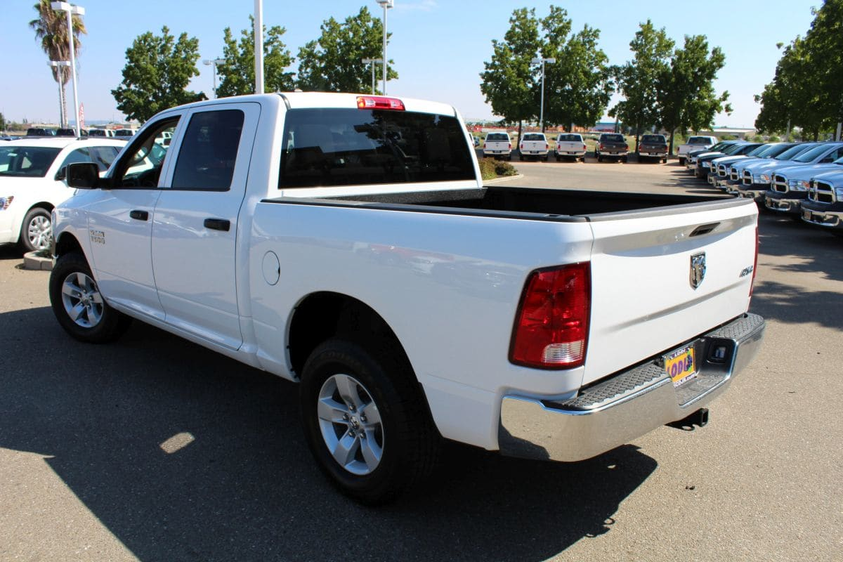 2018 Ram 1500 Crew Cab 4x4,  Pickup #R02622 - photo 2