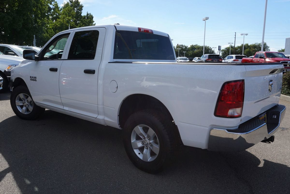 2018 Ram 1500 Crew Cab 4x4,  Pickup #R02738 - photo 2