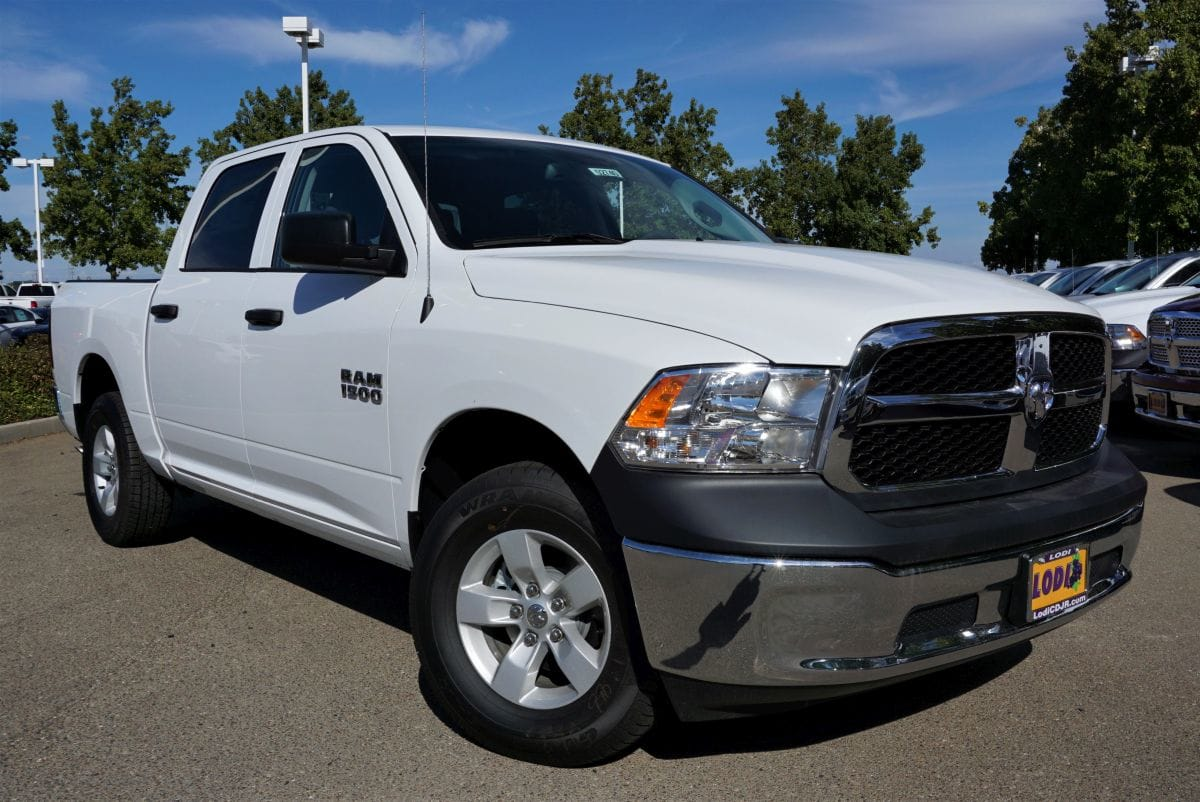 2018 Ram 1500 Crew Cab 4x4,  Pickup #R02740 - photo 1