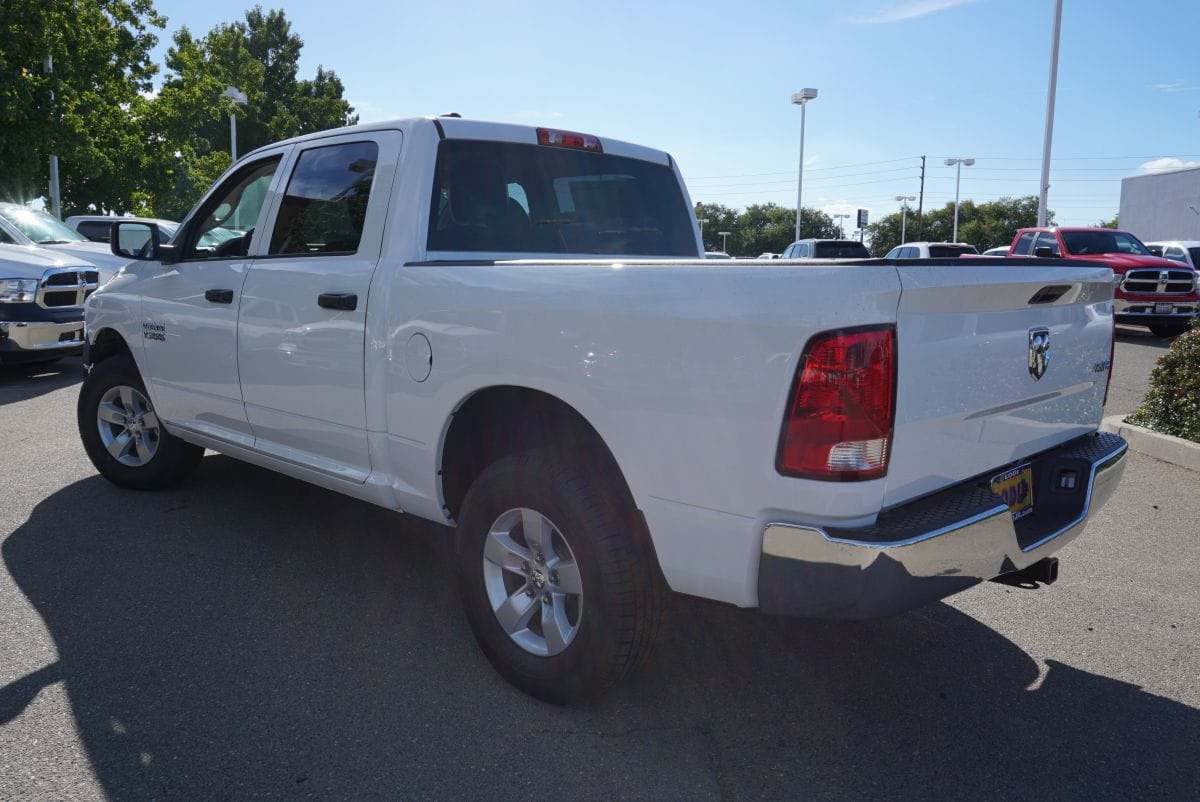 2018 Ram 1500 Crew Cab 4x4,  Pickup #R02740 - photo 2