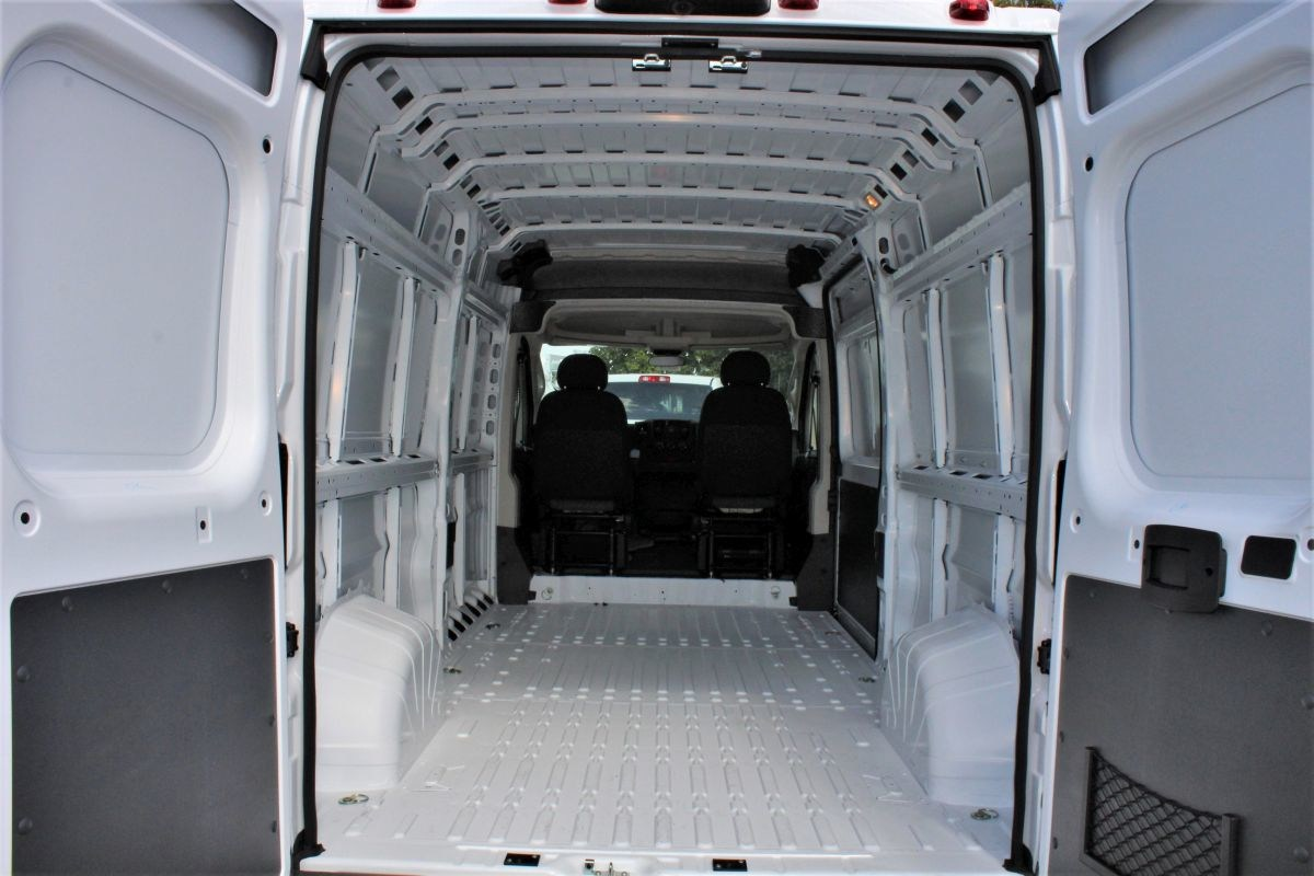 2018 ProMaster 2500 High Roof FWD,  Empty Cargo Van #R02774 - photo 2