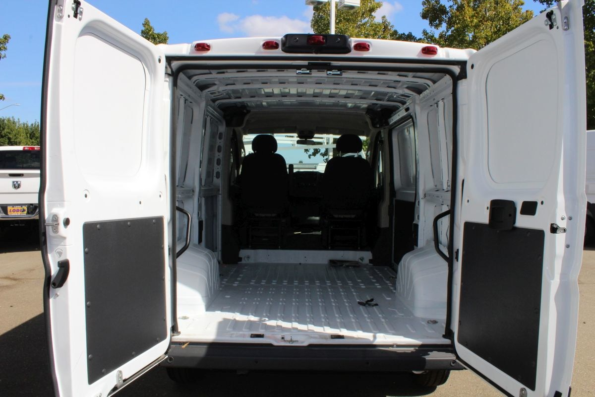 2018 ProMaster 1500 Standard Roof FWD,  Empty Cargo Van #R02775 - photo 2