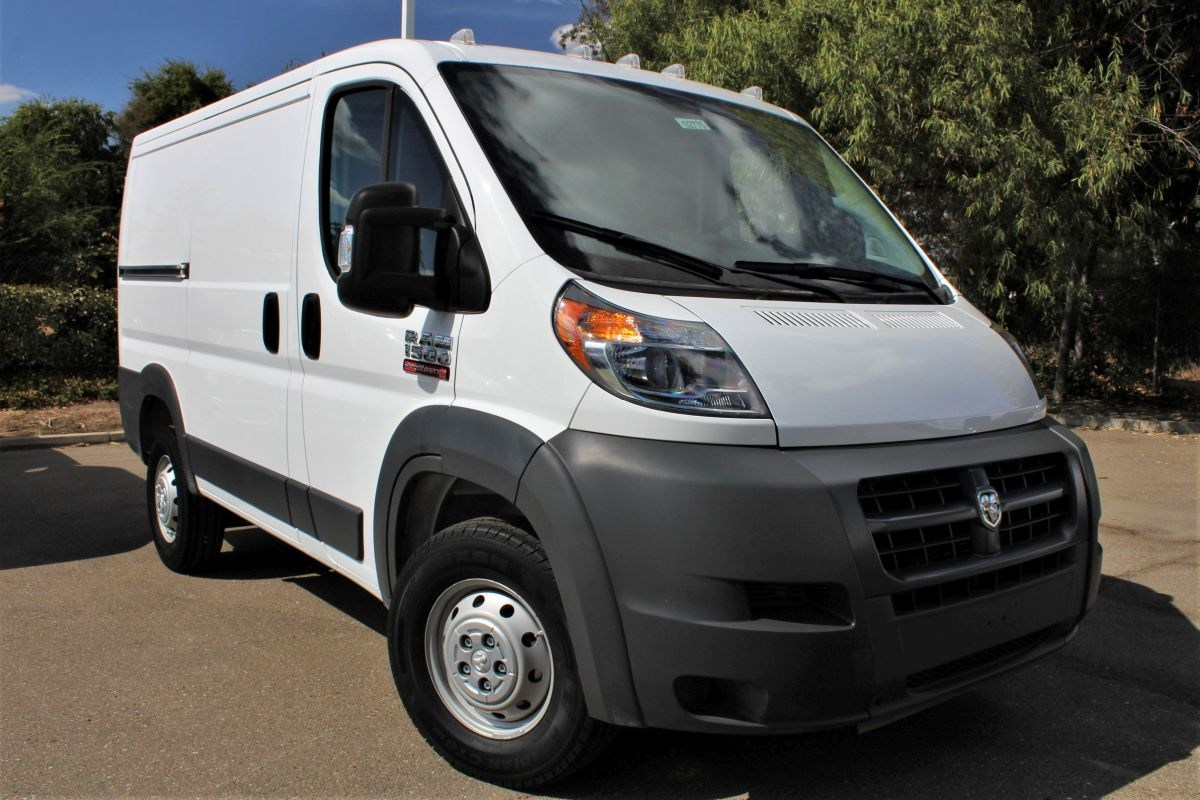 2018 ProMaster 1500 Standard Roof FWD,  Empty Cargo Van #R02775 - photo 3