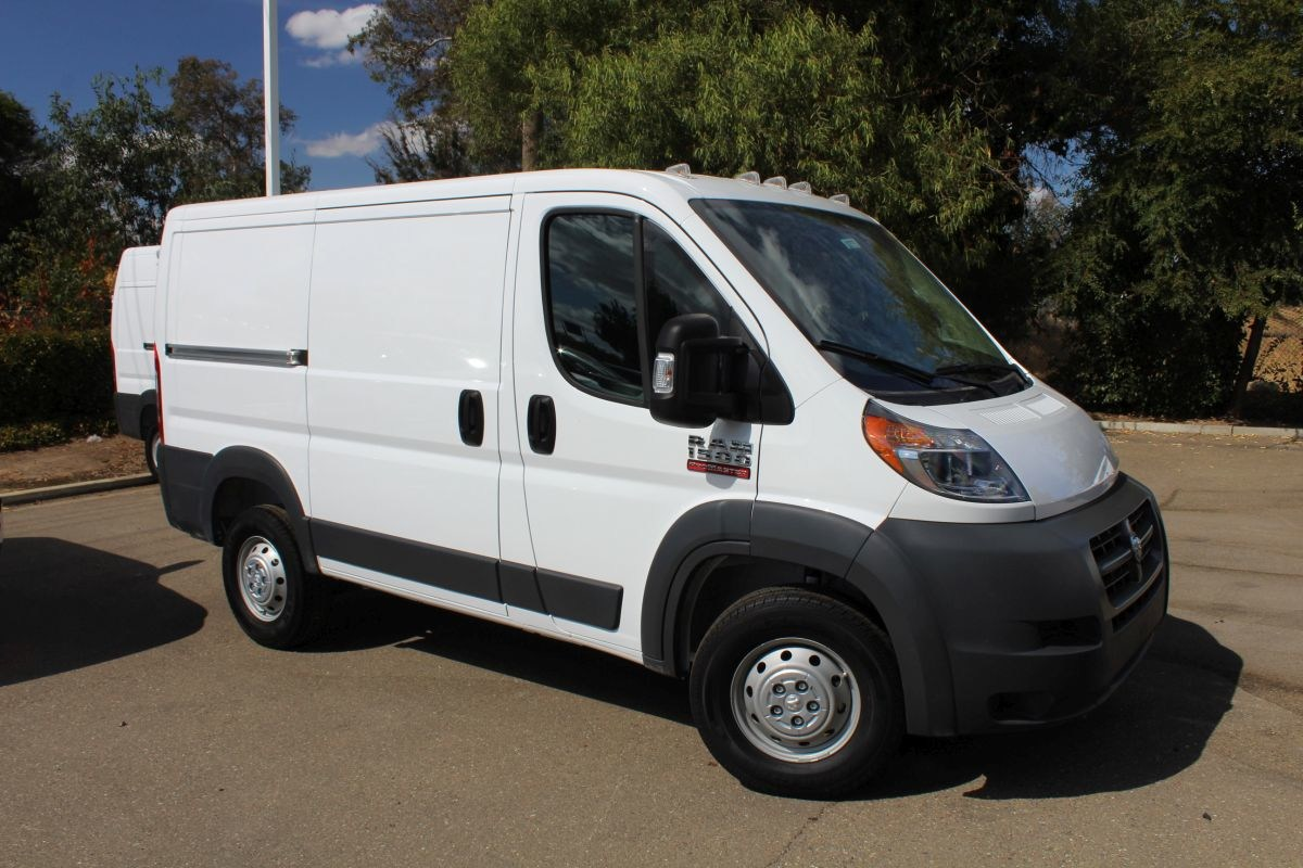 2018 ProMaster 1500 Standard Roof FWD,  Empty Cargo Van #R02775 - photo 4