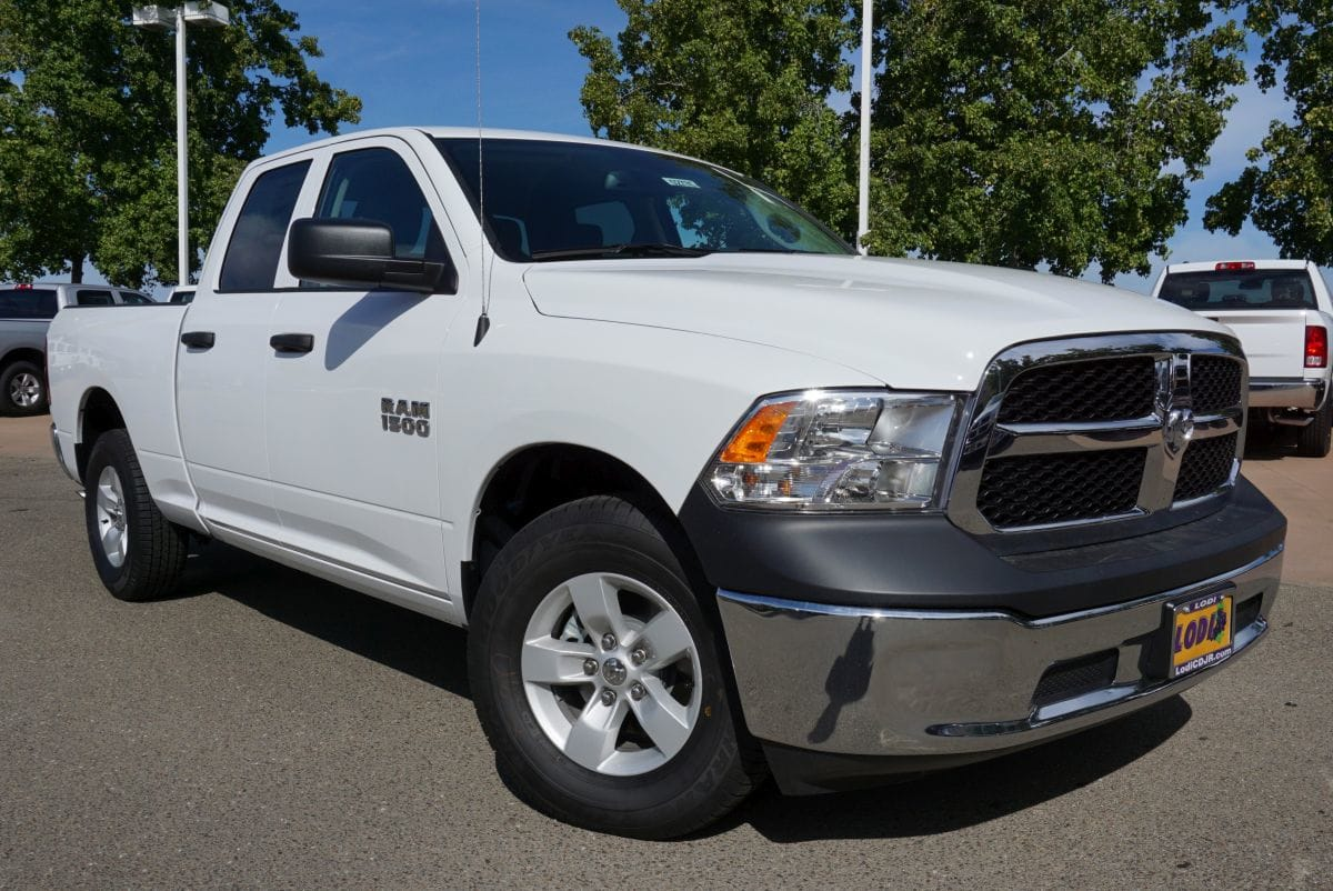 2018 Ram 1500 Quad Cab 4x2,  Pickup #R02776 - photo 1