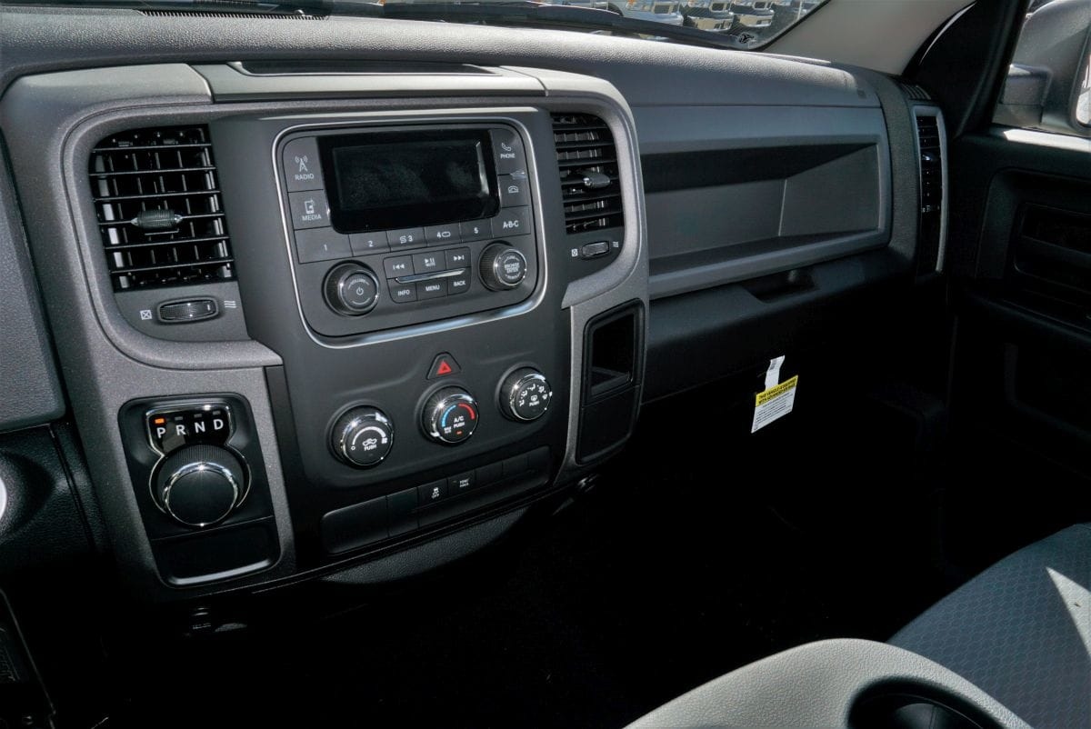 2018 Ram 1500 Quad Cab 4x2,  Pickup #R02776 - photo 10