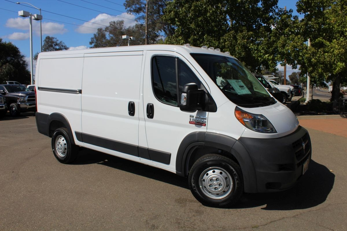 2018 ProMaster 1500 Standard Roof FWD,  Empty Cargo Van #R02780 - photo 3
