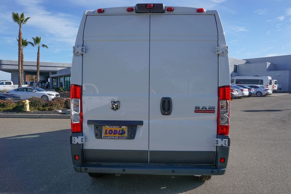 2018 ProMaster 1500 High Roof FWD,  Empty Cargo Van #R02781 - photo 4