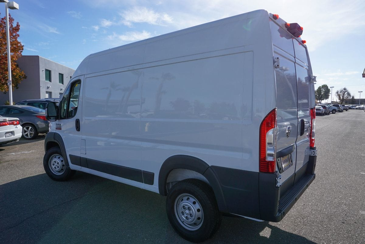 2018 ProMaster 1500 High Roof FWD,  Empty Cargo Van #R02781 - photo 5
