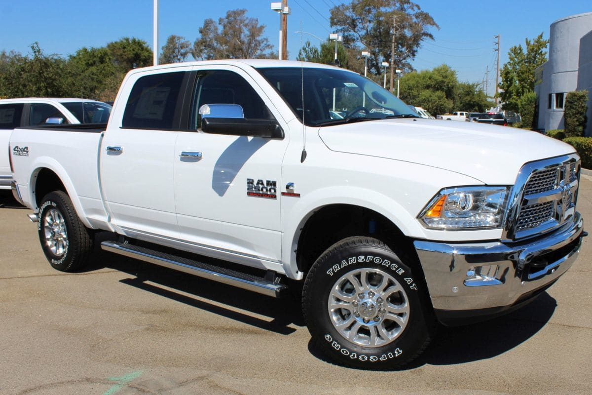 2018 Ram 2500 Crew Cab 4x4,  Pickup #R02805 - photo 3