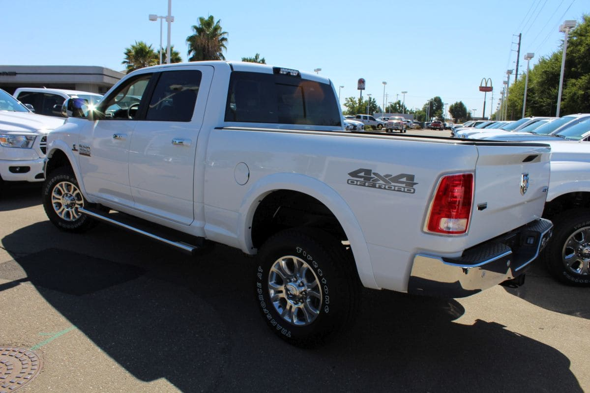 2018 Ram 2500 Crew Cab 4x4,  Pickup #R02805 - photo 2