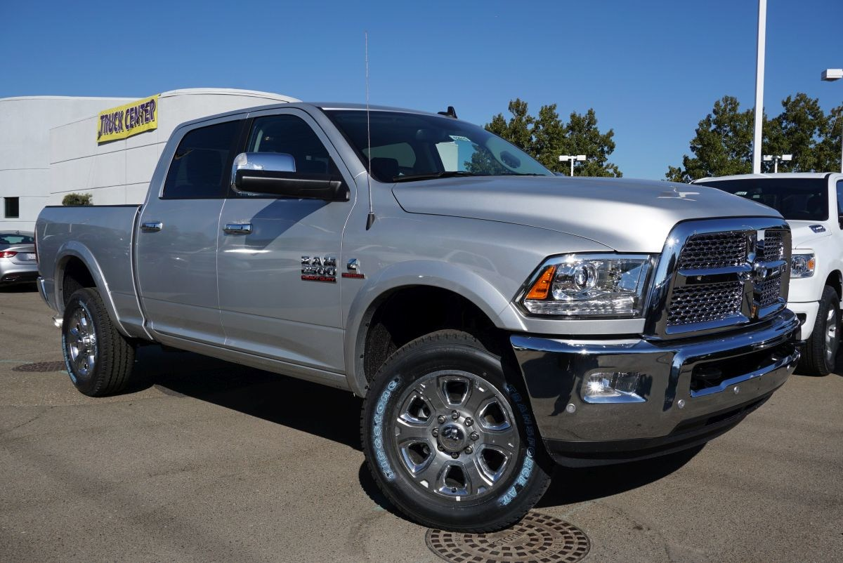 2018 Ram 2500 Crew Cab 4x4,  Pickup #R02819 - photo 3