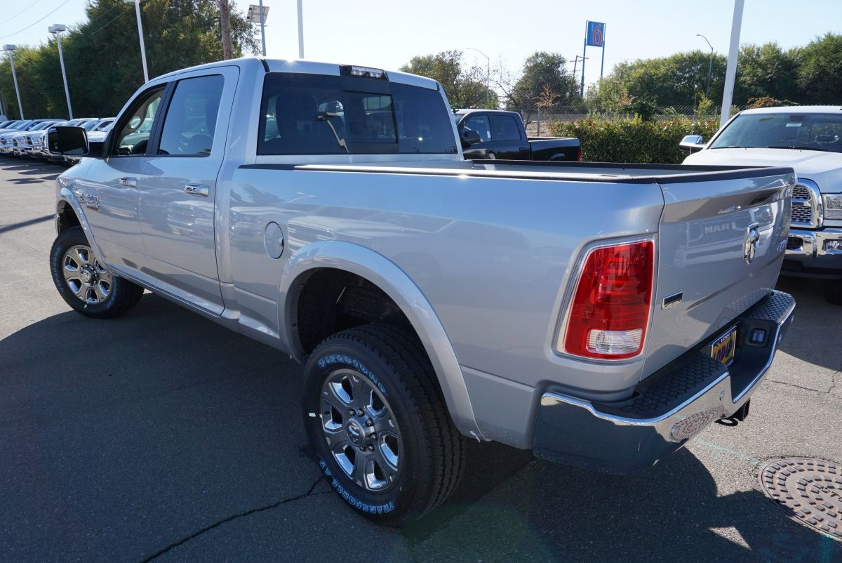 2018 Ram 2500 Crew Cab 4x4,  Pickup #R02819 - photo 2