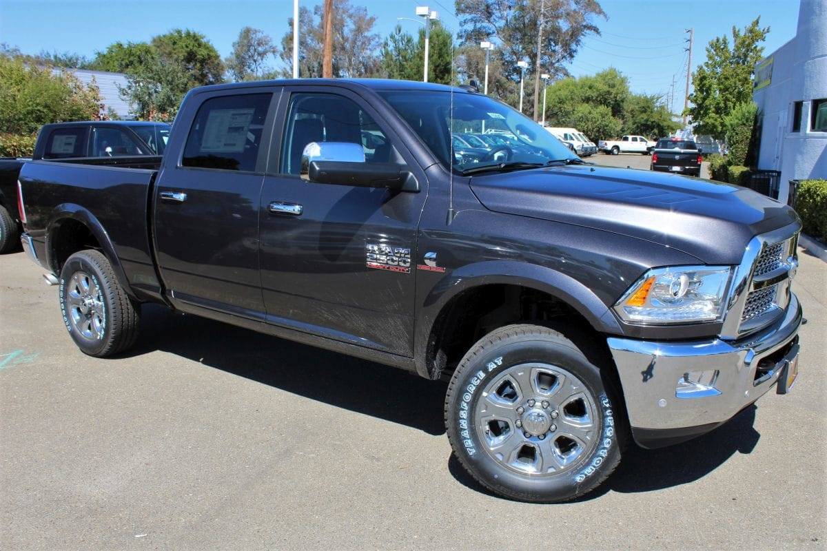 2018 Ram 2500 Crew Cab 4x4,  Pickup #R02847 - photo 3