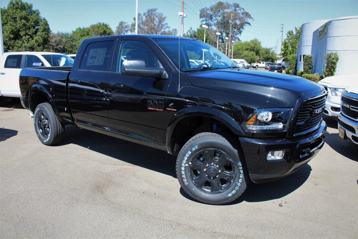 2018 Ram 2500 Crew Cab 4x4,  Pickup #R02888 - photo 3