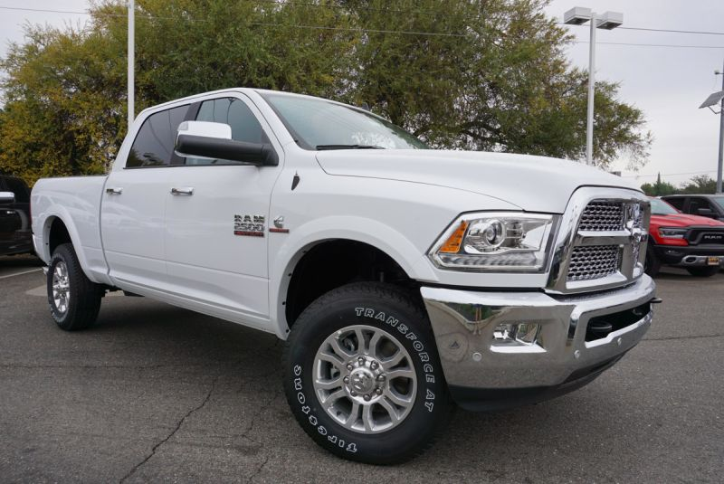 2018 Ram 2500 Crew Cab 4x4,  Pickup #R02890 - photo 3