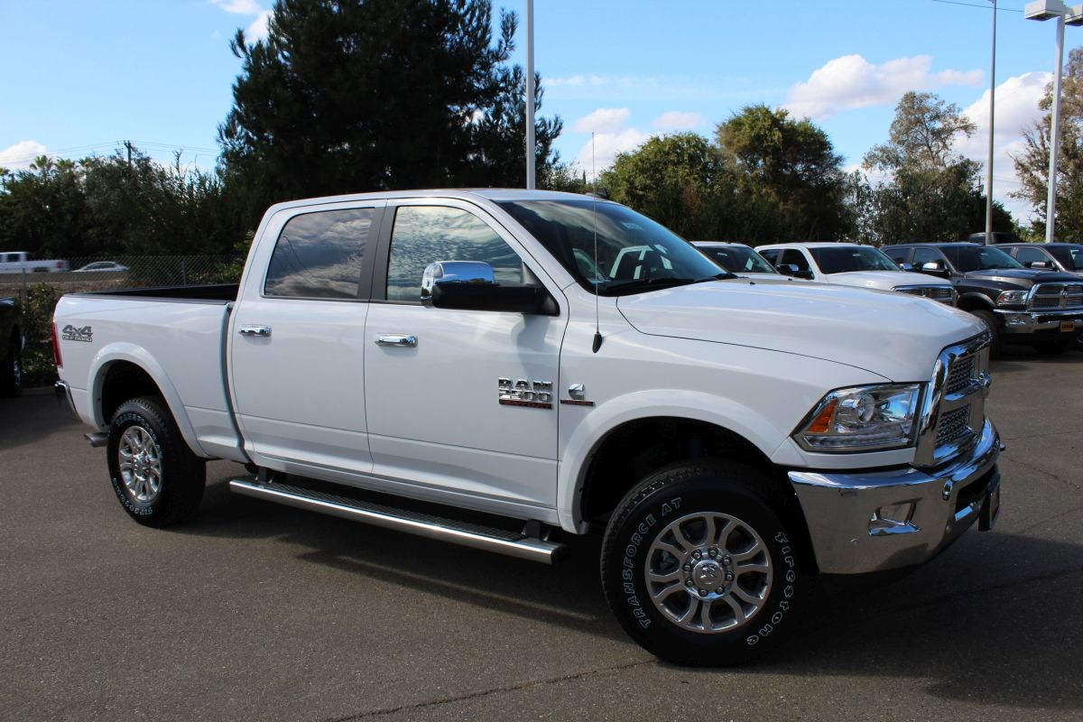 2018 Ram 2500 Crew Cab 4x4,  Pickup #R02902 - photo 3