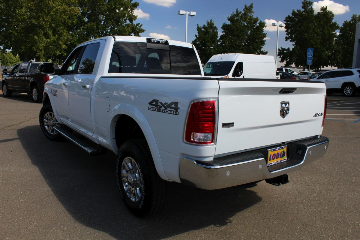 2018 Ram 2500 Crew Cab 4x4,  Pickup #R02902 - photo 2