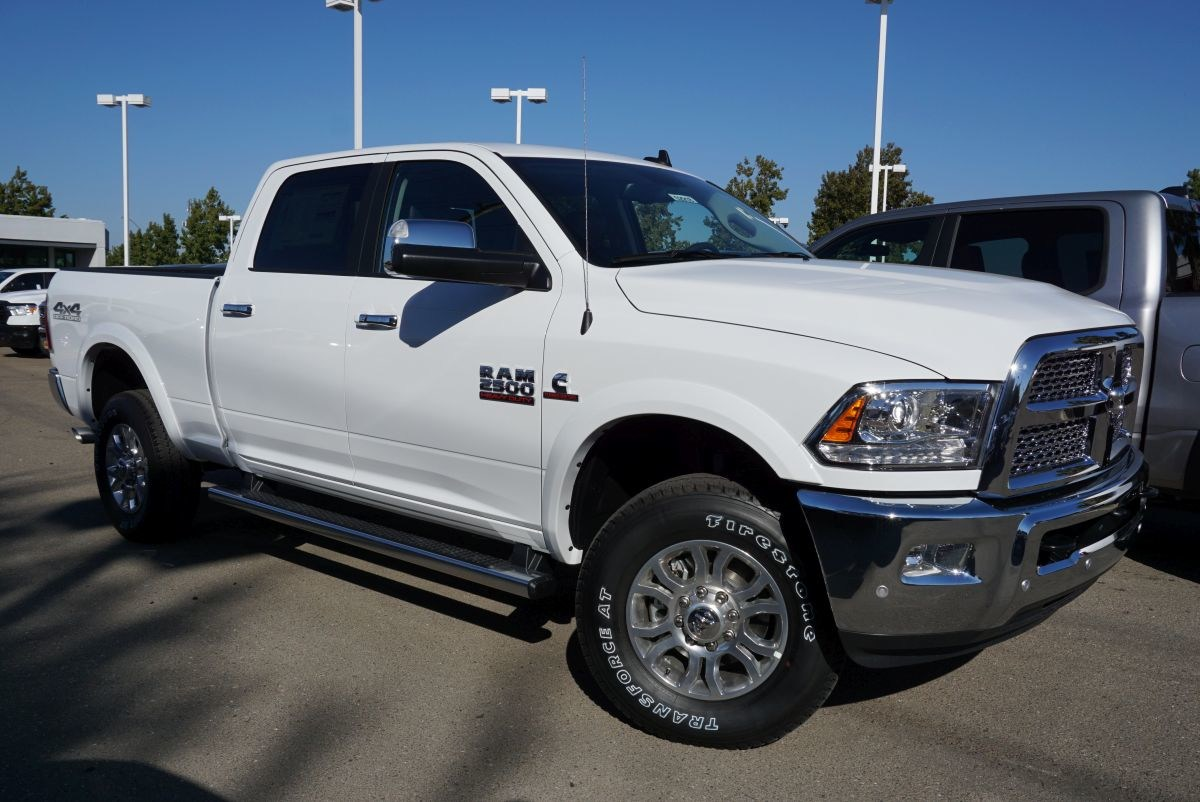 2018 Ram 2500 Crew Cab 4x4,  Pickup #R02918 - photo 3