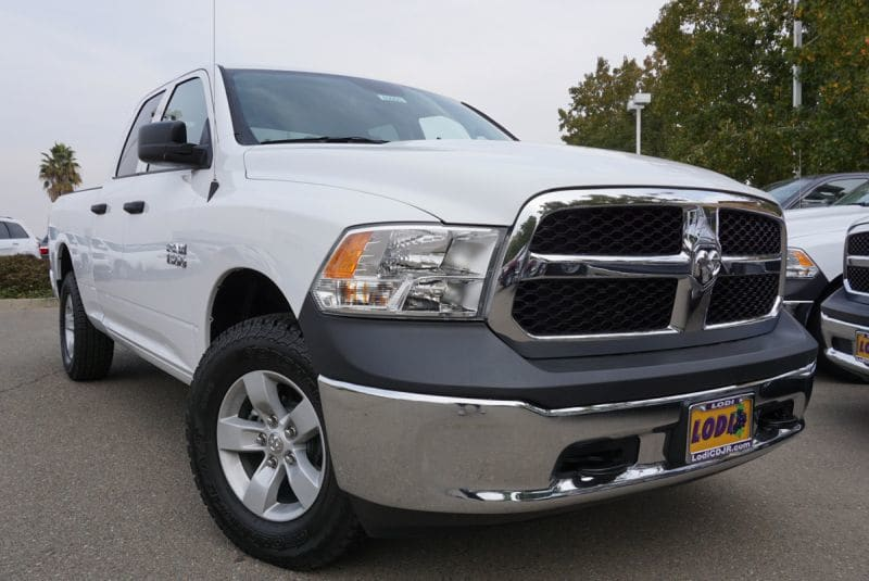 2018 Ram 1500 Quad Cab 4x4,  Pickup #R02925 - photo 3
