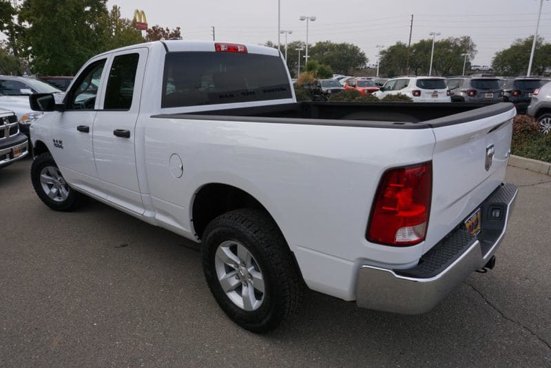 2018 Ram 1500 Quad Cab 4x4,  Pickup #R02925 - photo 2