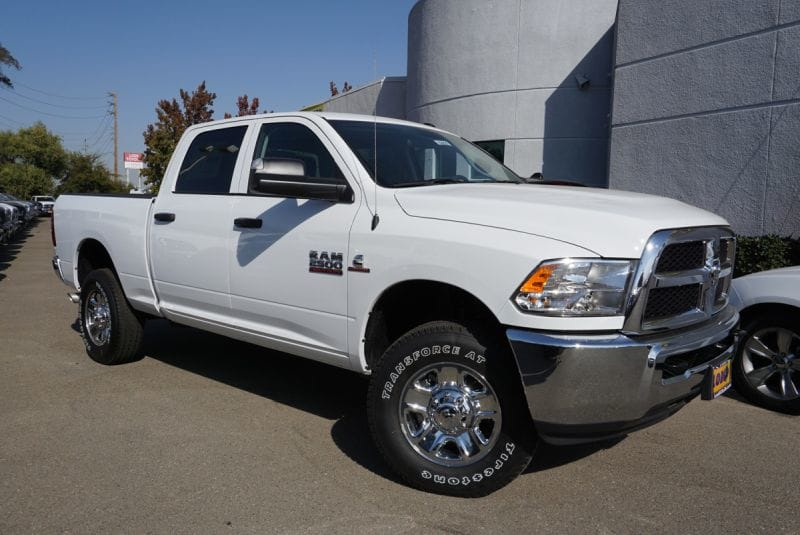 2018 Ram 2500 Crew Cab 4x4,  Pickup #R02927 - photo 3