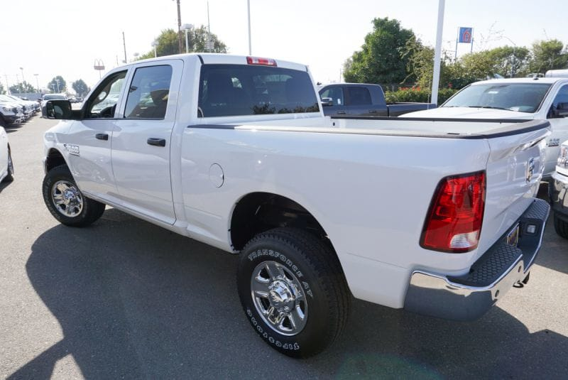 2018 Ram 2500 Crew Cab 4x4,  Pickup #R02927 - photo 2