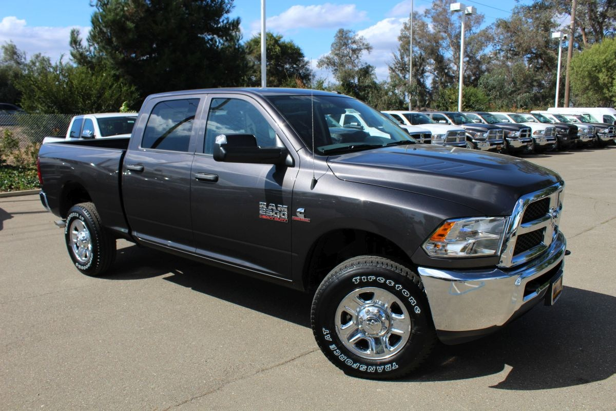 2018 Ram 2500 Crew Cab 4x4,  Pickup #R02928 - photo 3