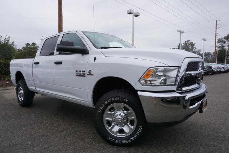 2018 Ram 2500 Crew Cab 4x4,  Pickup #R02929 - photo 3