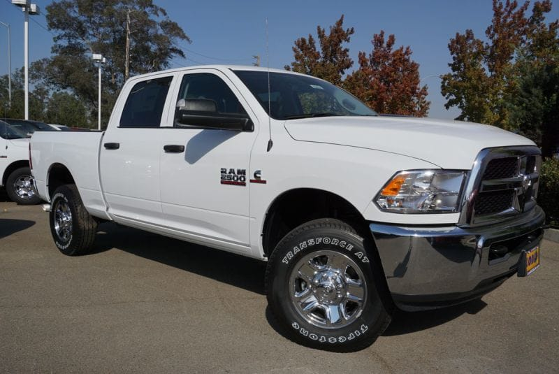 2018 Ram 2500 Crew Cab 4x4,  Pickup #R02954 - photo 3