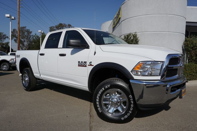 2018 Ram 2500 Crew Cab 4x4,  Pickup #R02971 - photo 3