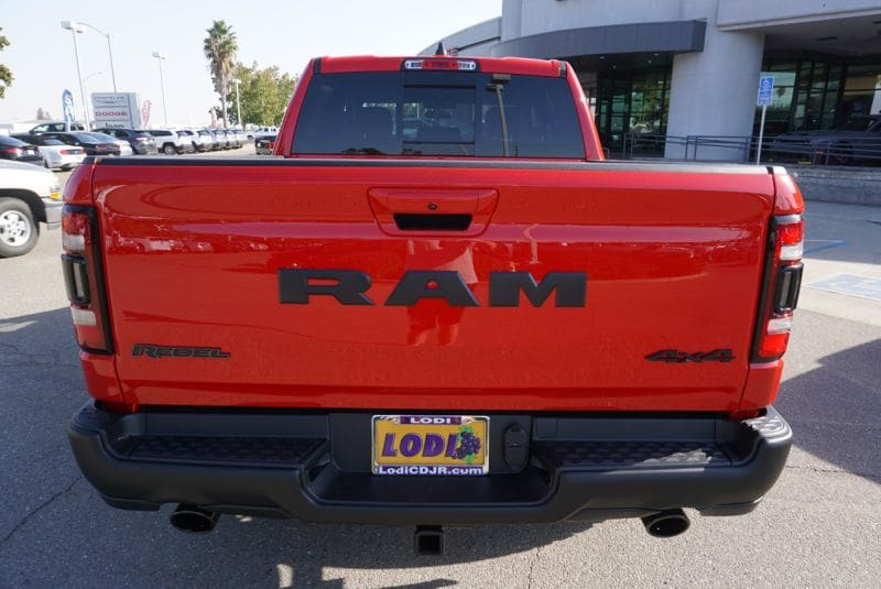 2019 Ram 1500 Crew Cab 4x4,  Pickup #R03049 - photo 4