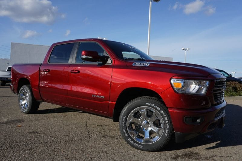 2019 Ram 1500 Crew Cab 4x4,  Pickup #R03159 - photo 3