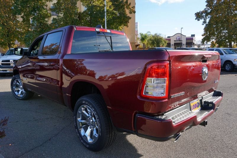 2019 Ram 1500 Crew Cab 4x4,  Pickup #R03159 - photo 2