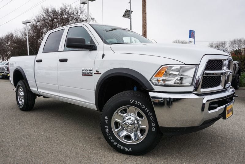 2018 Ram 2500 Crew Cab 4x4,  Pickup #R03327 - photo 3