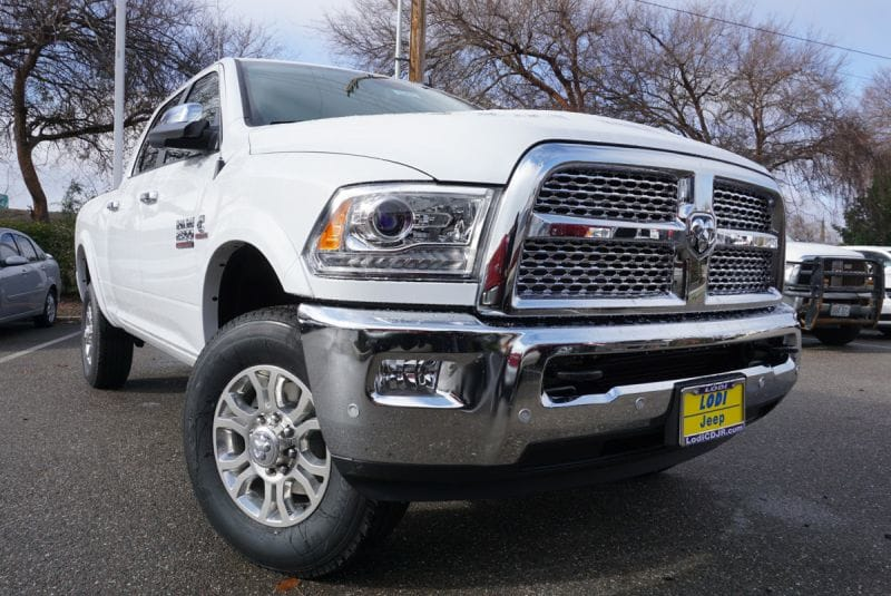2018 Ram 2500 Crew Cab 4x4,  Pickup #R03475 - photo 1