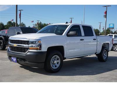 2017 Silverado 1500 Crew Cab 4x4,  Pickup #HG276560 - photo 4